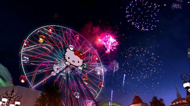 Hello Kitty Park in China