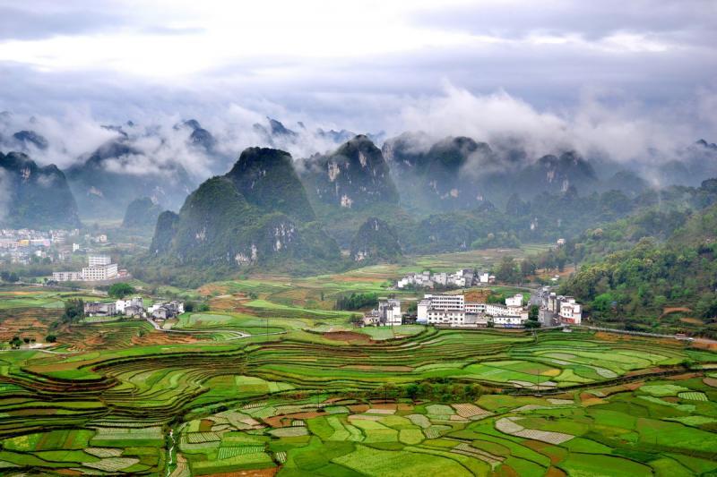 Tour to Guangxi