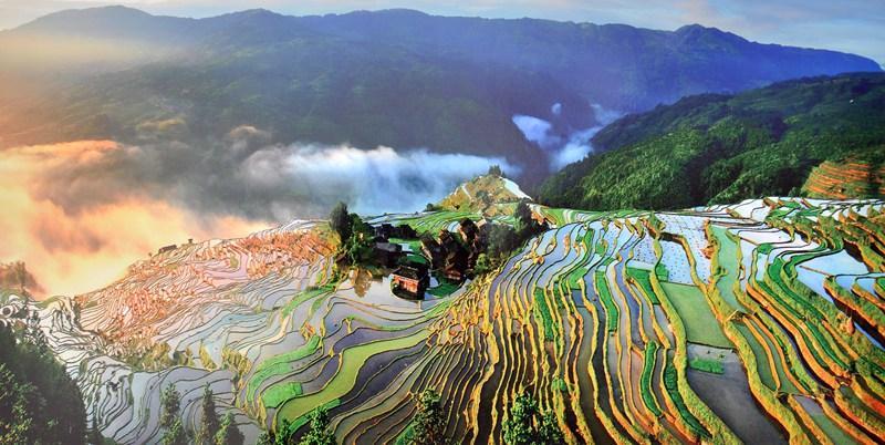 Tuor to Guizhou
