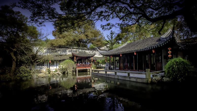 Classical Suzhou Tour