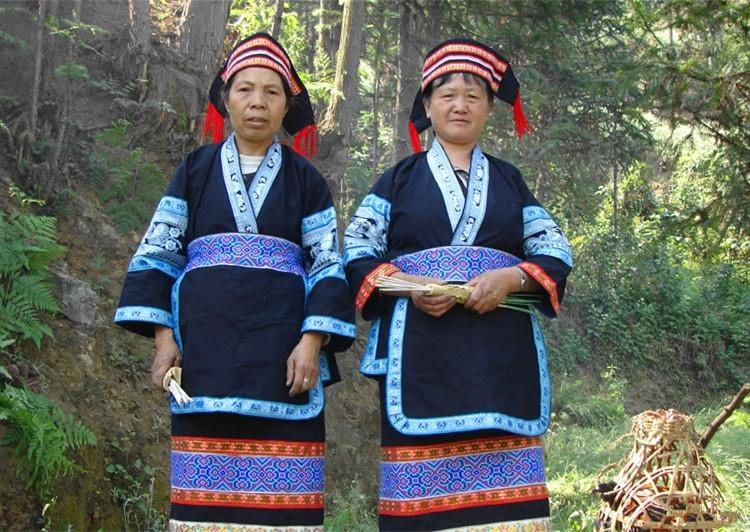 the 56 ethnic minority costumes
