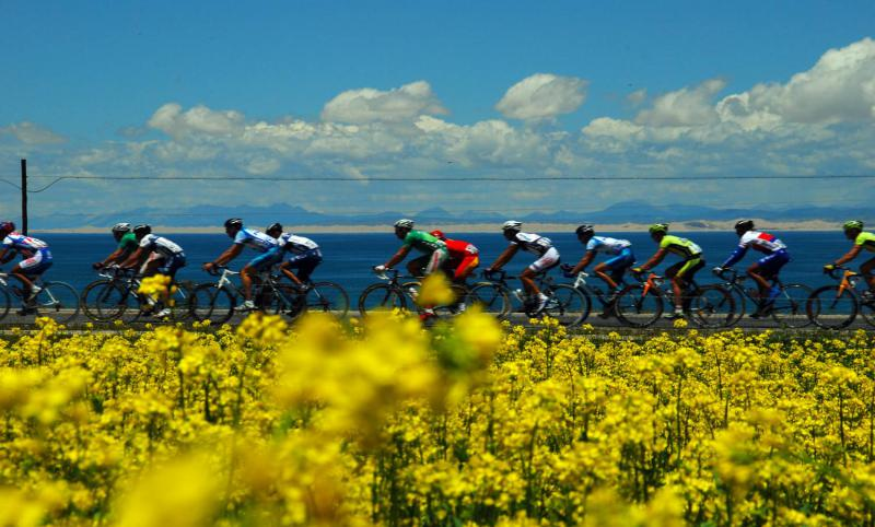 Qinghai Lake bike tours