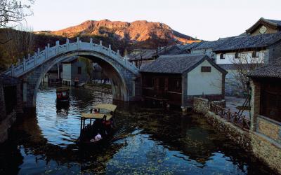 Beijing Gubei Water Town