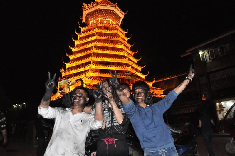 Minority culture tour to China