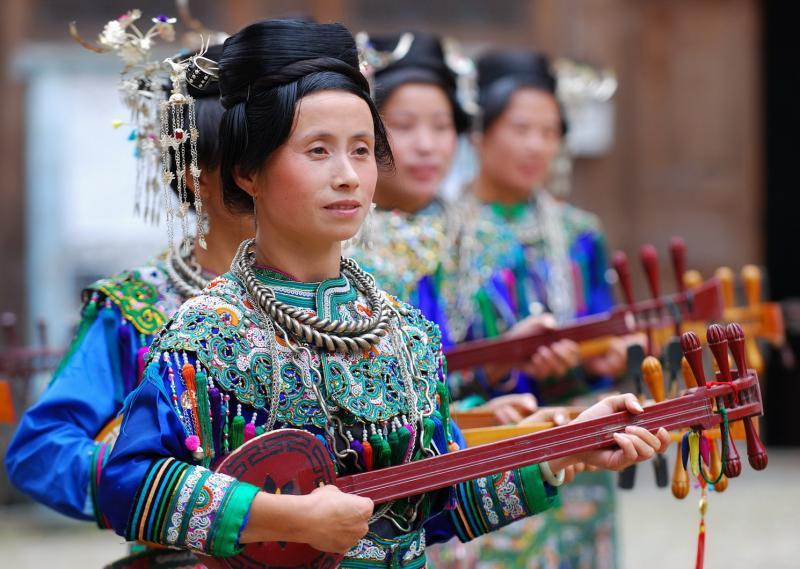Trip to Zhaoxing, Liping, Guizhou