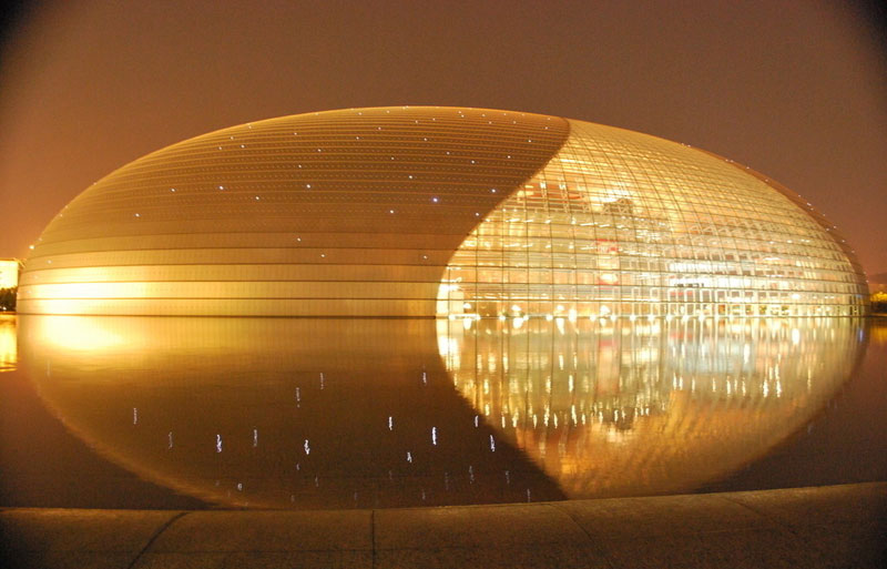 Exploring Beijing for free