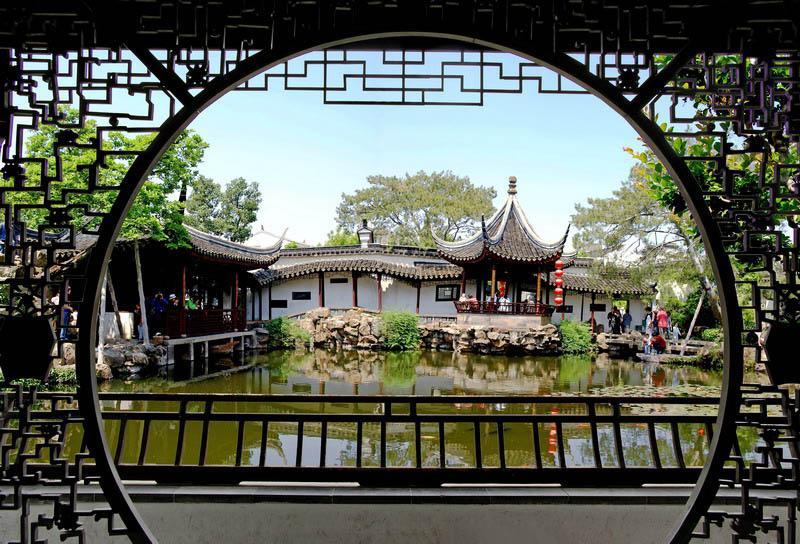 Suzhou classical garden tours