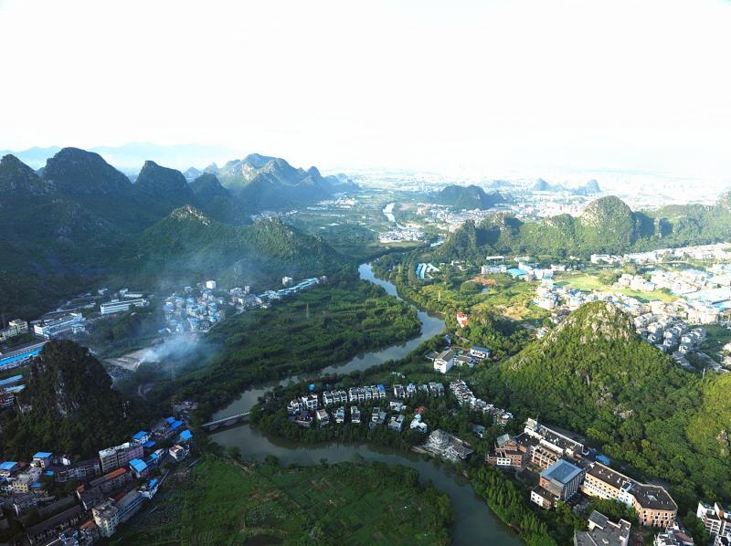 Guilin Helicopter tours