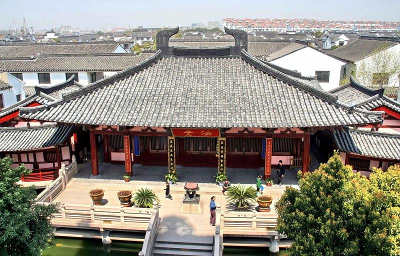 Suzhou cultural heritages