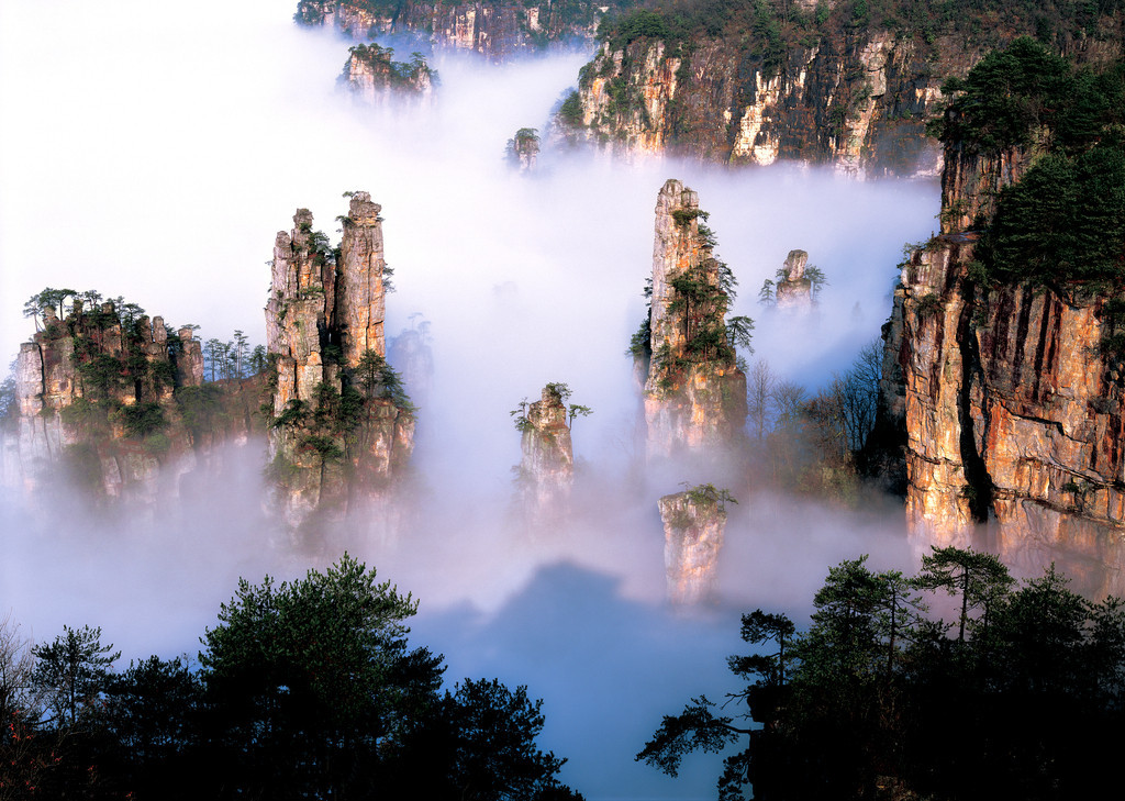 Hunan - One of Best Regions for Travel 2014 nyLonely Planet