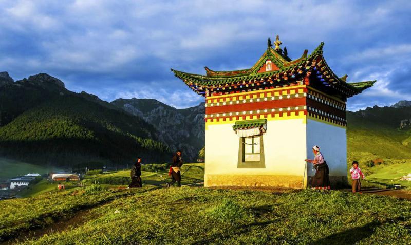 South Gansu China trips