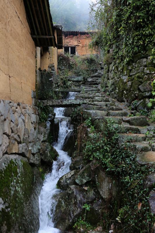 China ancient village adventure