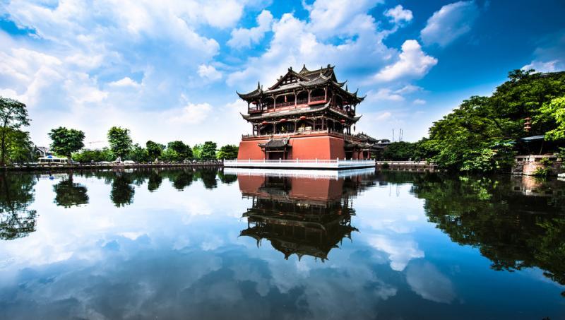 Luodai Town Chengdu