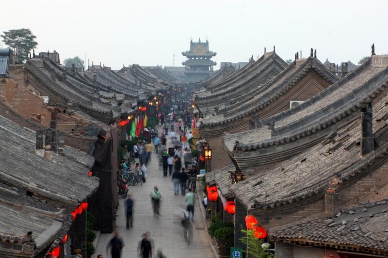 China Tours to Pingyao