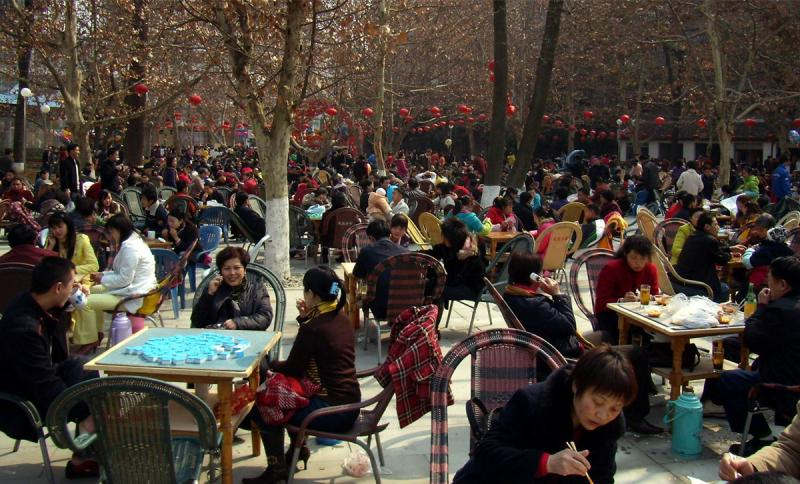 Best Chengdu Teahouses