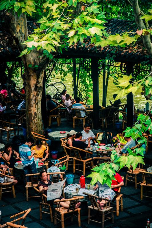Chengdu Tea Culture