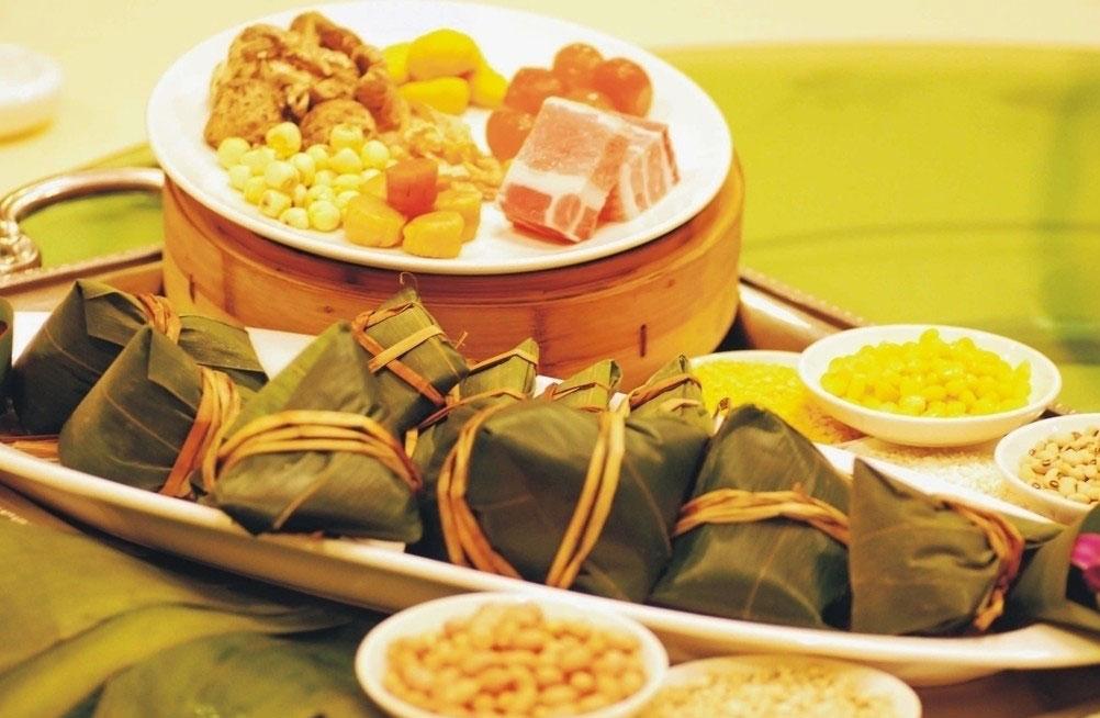 Gragon Boat Festival Foods
