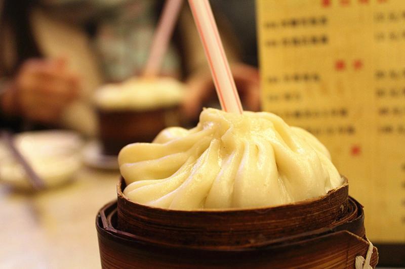 Shanghai steamed buns