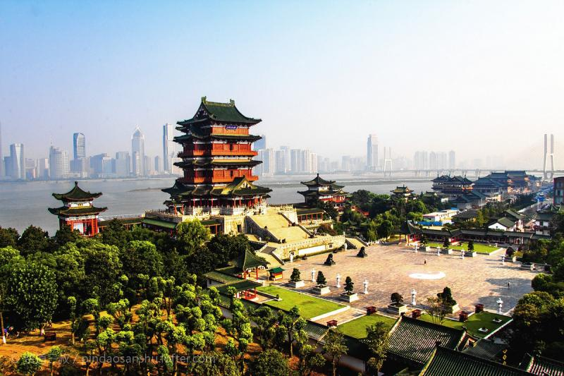 China Jiangxi tours