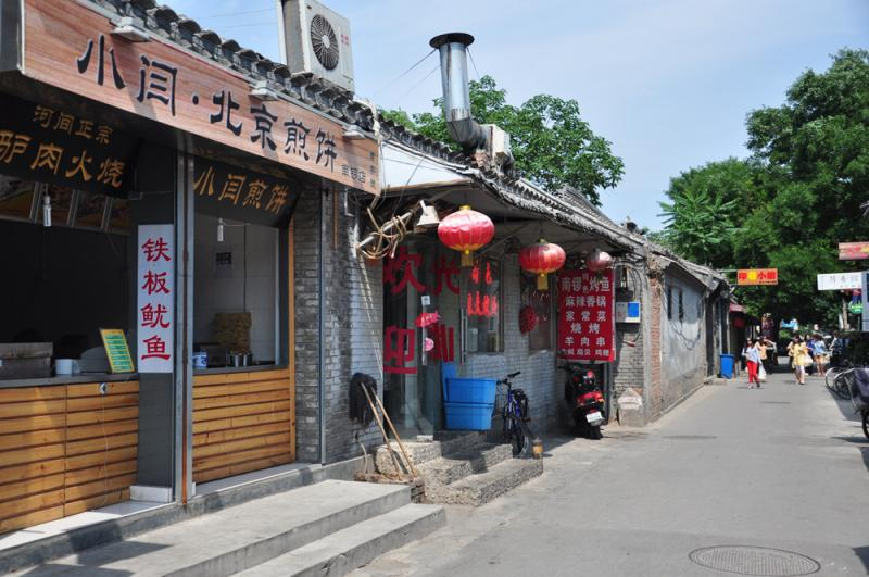 top five Beijing hutong