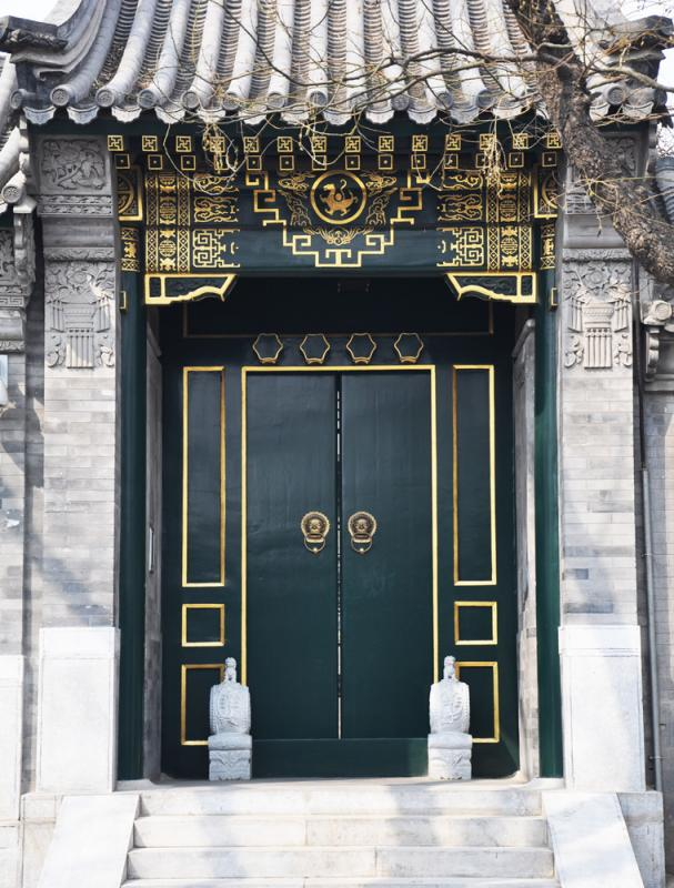 Beijing ancient architecture tour