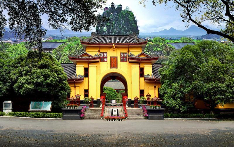 Guilin yangshuo tour package