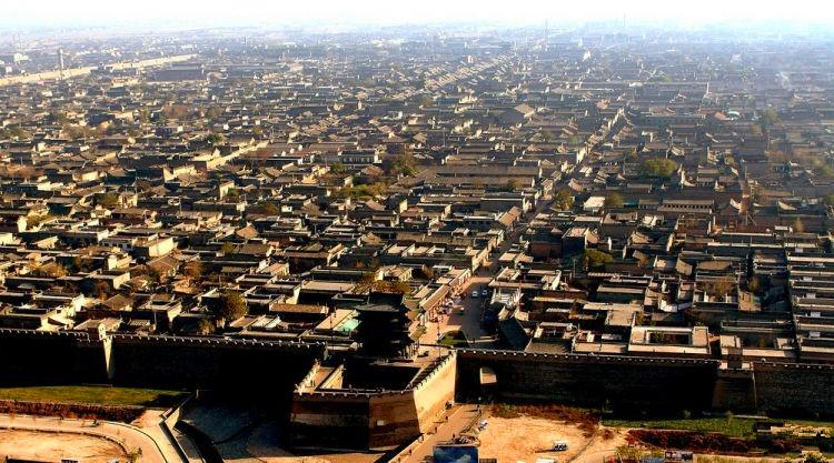 Pingyao Ancient Dwellings Town
