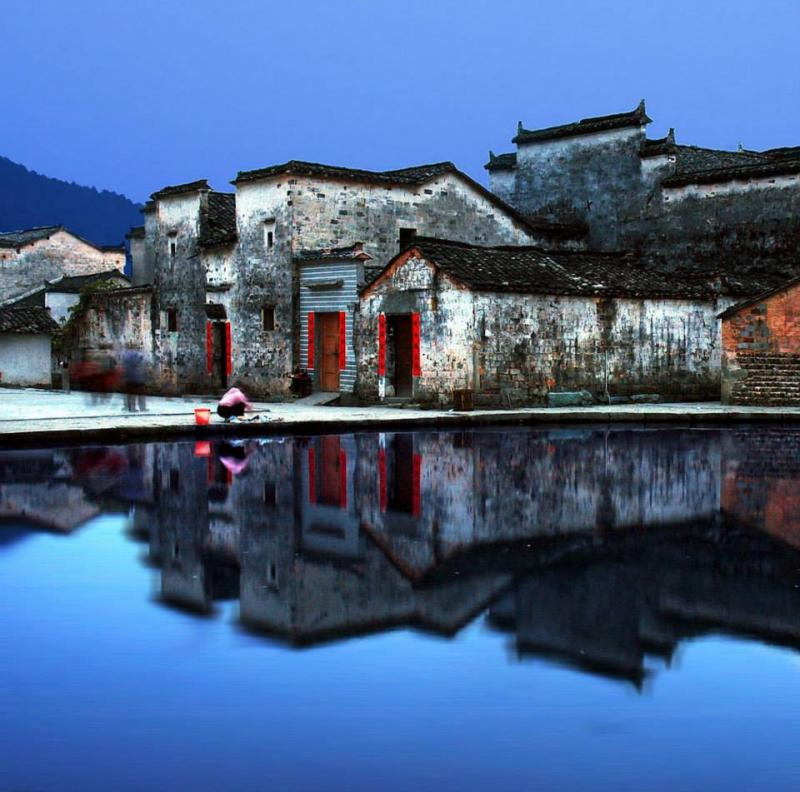 Chinese Traditional Architectures