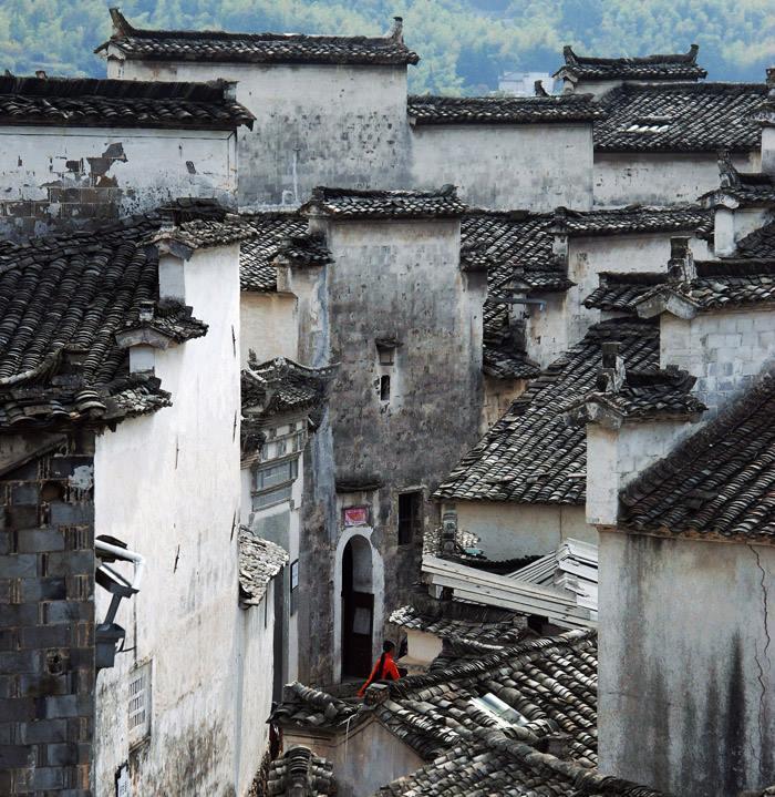 China Huizhou Architectures