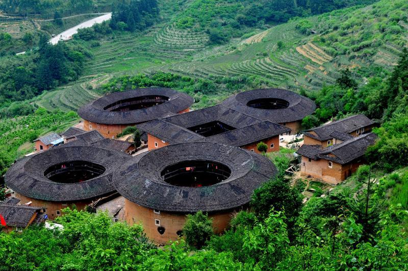 Fujian Earthing Building