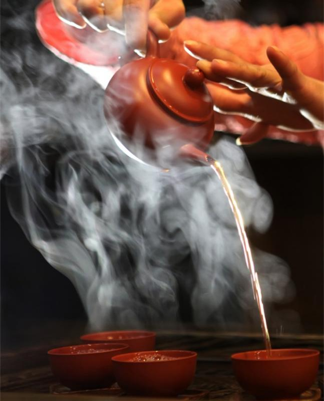 Kungfu Tea Ceremony