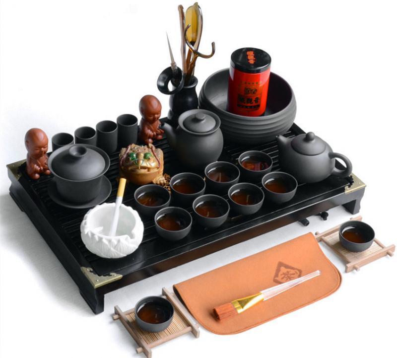 Chinese Kungfu tea set