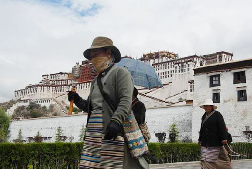 Potala Palace Lhasa, Tibet travel