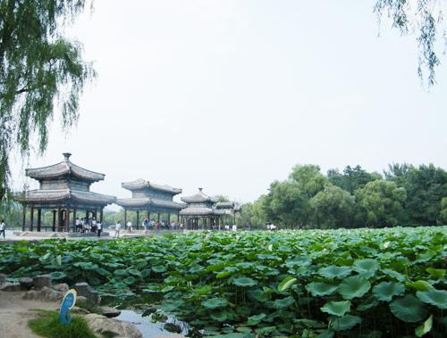 Chengde Summer Resort, Hebei
