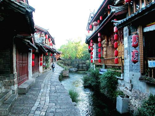 Lijiang Ancient Town, Yunnan