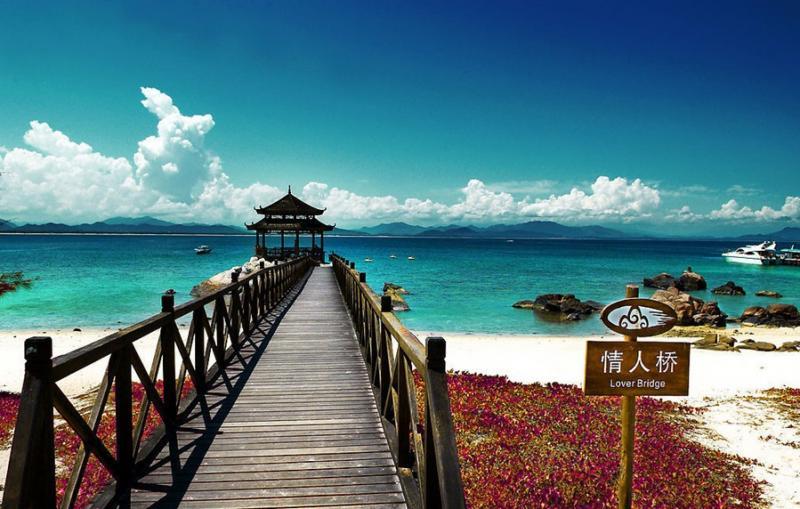 China Hainan Island Biking