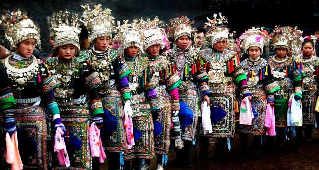 China traditional festival tour