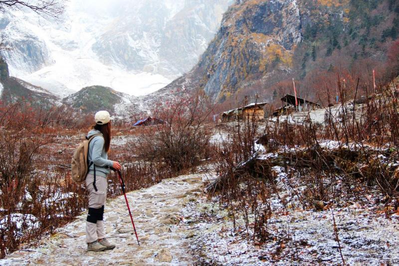 Tibet Yunnan hiking tours