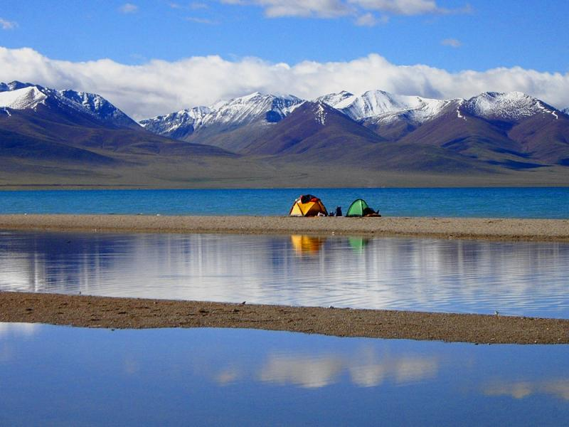 Trip to Namtso Lake Tibet