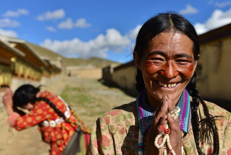 Tibet hiking tours