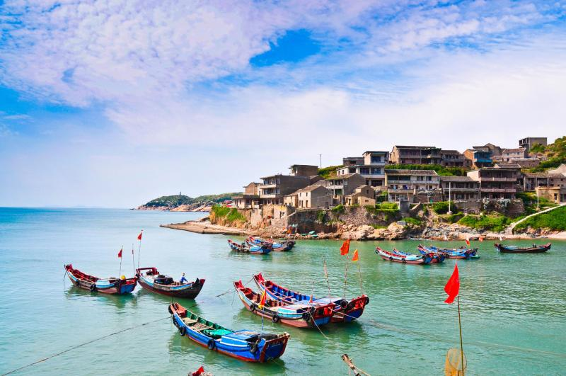 Zhoushan Islands