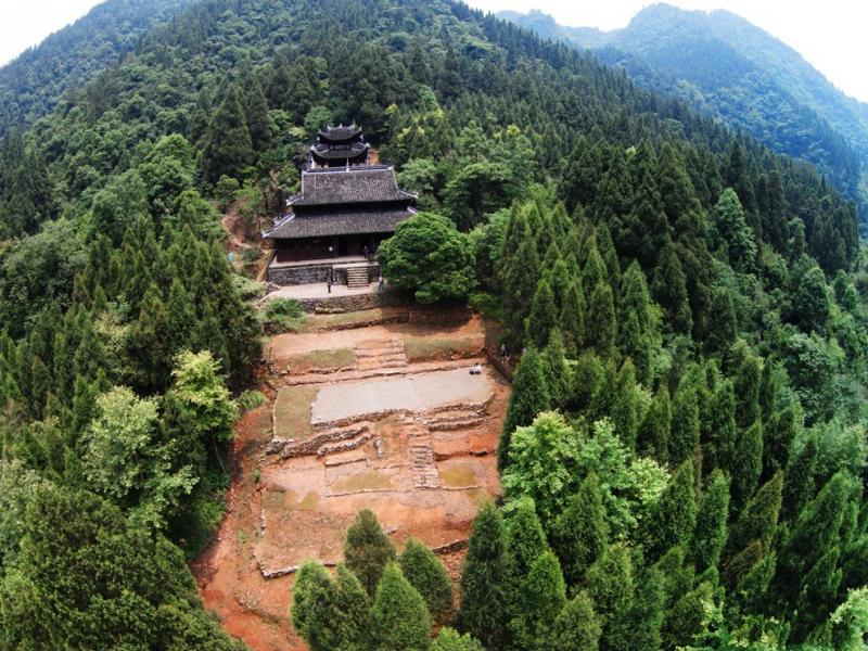 China Tusi sites in Hunan province