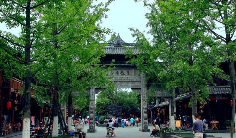Chengdu ancient town tours
