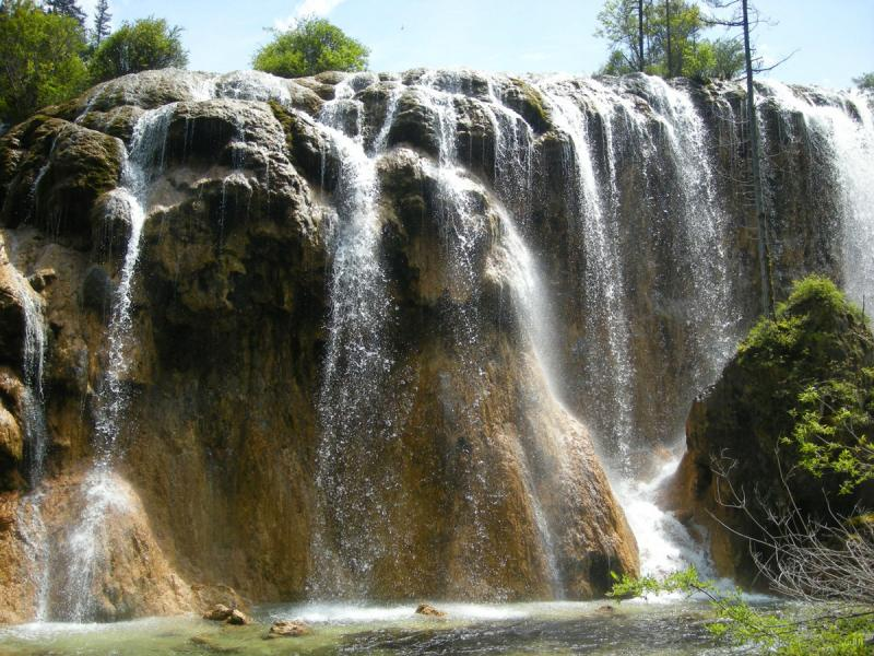 what to see in Jiuzhaigou, Sichuan