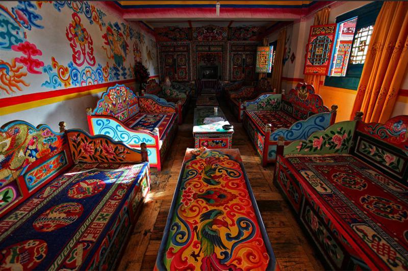 China Tibet and Sichuan tours