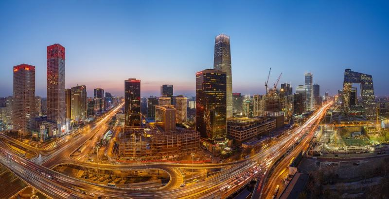Beijing night life