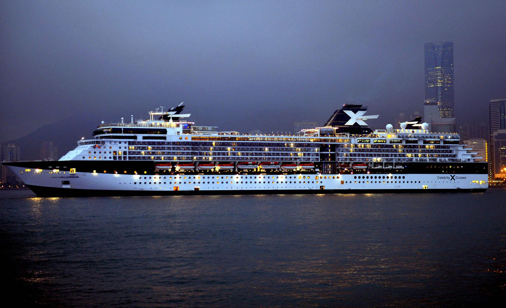 Hong Kong's New Cruise Terminal opens