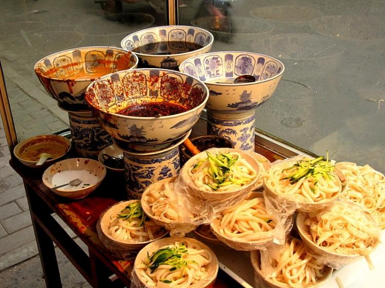 What to eat in Xian