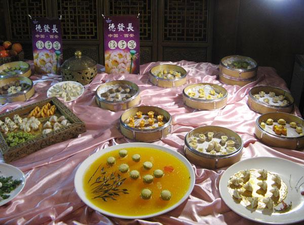 Xian Dumpling Banquet, Chinese Food & Cuisine