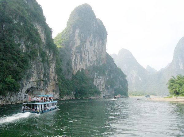 Li River Cruise, yangshuo Guilin